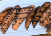 Grilled Sweet Potatoes
