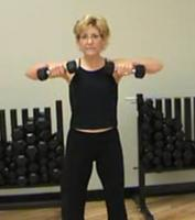 Upper Body Weight Lifting Exercise