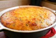 Cheese And Corn Casserole