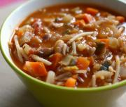 Peasant Minestrone Soup