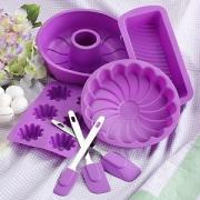 Know about the general problems faced with silicon baking products before you dump your traditional metal bake wares