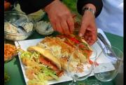 Angus Beef Frank Sandwich Part - 2: Assembling