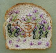 Embroidered Bread - A Creative Insight