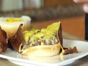 "Shady Glen ""Crowned"" Cheeseburger"