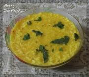 Easy And Quick Moong Dhuli Dal Khichdi