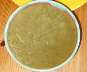 Curried Zucchini Puree