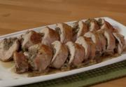 Oven Roasted Stuffed Turkey Breast