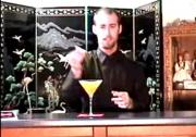 How To Make Peach-Tini
