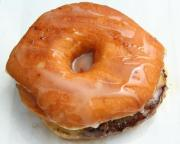 Caramel Glazed Doughnuts