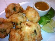 Caribbean Salt Cod Fritters Recipe