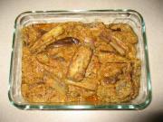 Coconut Eggplant Curry