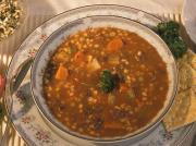 Old Fashioned Beef With Vegetable Soup