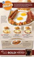 Village Inn Menu