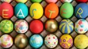 Easter eggs are the most popular Easter snack
