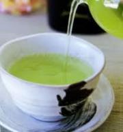 Japanese green tea boosts immunity.