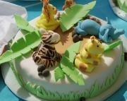 Animal Shaped Appetizers