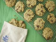 Gluten Free Vegan Oat Cookies: Meatless Monday Earth Day Recipe - Weelicious