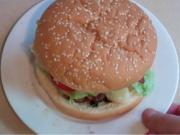 Aussie Burger - Australia Day Special