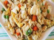 Skillet Chicken-Fried Rice