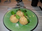 Glazed Sesame Meatballs