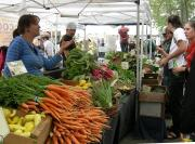 Farmers markets for fresh produce of every kind at reasonable prices