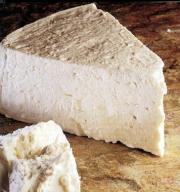 Feta cheese is made from sheeps milk
