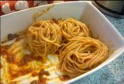 How to Twirl Spaghetti into Nests