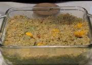 Butternut Squash and Pesto Casserole