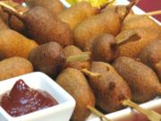Lynn's Beer Battered Mini Corn Dogs