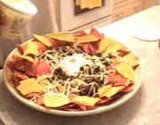 Super bowl Nacho Dip