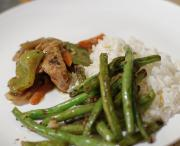 Stir Fried Green Beans