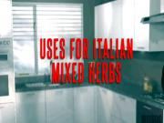 Uses for Italian Mixed Herbs