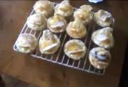 Lemon Fairy Cupcakes