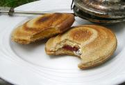 Cuban Flying Saucer Grilled Sandwich