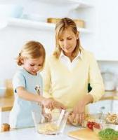 Involve kids in cooking