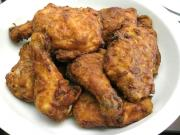 Fried Chicken with Herbs
