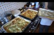 Italian Lasagne with Bechamel Sauce