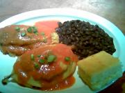 Chile Relleno- one of the top 5 dishes on Alan Richman's list of 5 Best Dishes of the Year 2011