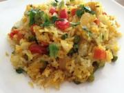 Simple Veg Biryani - Indian