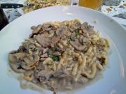 Spaetzle With Mushrooms