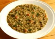 Meatless Ginisang  Munggo