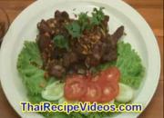 Thai Marinate & Fry Pork Spare Ribs