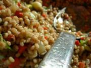 High Raw Barley Salad