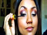Makeup Tutorial: Purple and Gold