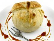 Apple Dumplings With Ginger Crust