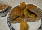 Vada Pav - Pav Batata (Indian Potato Sandwich)