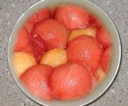 Minted Melon Balls