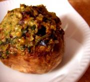 Stuffed Mushrooms Italiano