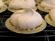Meringue Tart Shells