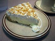 Coconut Honey Pie